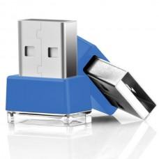 USB Atmosphere Light for Decoration (Crystal Blue)...