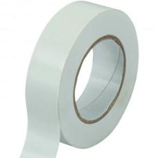 Insulation Tape (0.13x19mm) (20m) (White) (OEM)