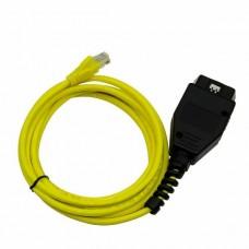 E-SYS ICOM ENET Ethernet RJ45 To OBD Interface Dia...
