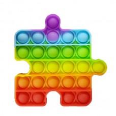 Pop it Fidget Toy (12.5x12.5x1.5cm) (Puzzle) (Mult...
