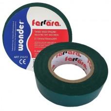 WONDER Insulation Tape (0.13x19mm) (20m) (Green) (...