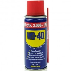 WD40 Multi-Purpose Anti-Corrosion Spray (80ml)