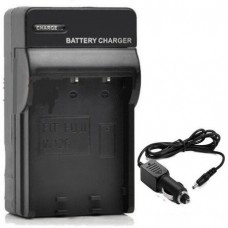 Battery Charger for Hitachi DZ-BD DZ-BX DZ-GX DZ-HS DZ-MV DZ-HD90, Panasonic NV-GS PV-GS SDR-H VDR-D VDR-M (OEM)