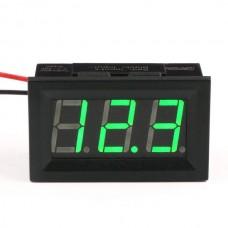 "Mini Digital Voltmeter with LED Display 0.36"" (D..."