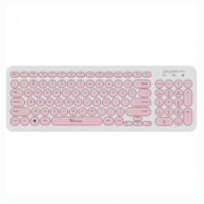 ALCATROZ JellyBean A200 Wireless Keyboard (US) (Wh...