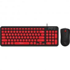 ALCATROZ JellyBean A2000 Set Wired Keyboard & ...