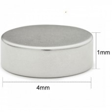 Small Powerful Strong Magnetic Magnet N35 NdFeB (4...