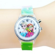"""Children's Watch with Multicolor Light """"Princ..."""