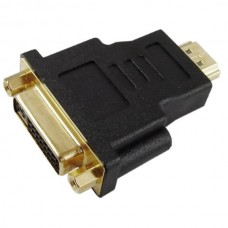 AKYGA  AK-AD-02 Adapter DVI 24+5 Dual Link Female to HDMI Male Gold-Plated
