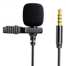 JOYROOM JR-LM1 Microphone With Clip Gold Plated (3...