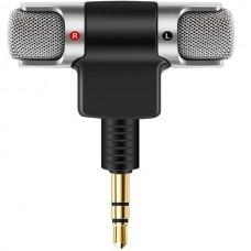 POWERTECH CAB-J041 Mini Stereo Microphone (3.5mm) ...