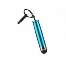 Mini Stylus Pen for Smartphone Tablet (Light Blue)...