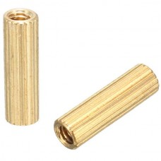 Brass Standoff Spacer M2 x 6mm Female to Female fo...
