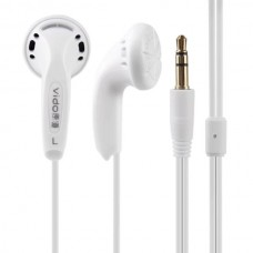 VIDO Sound Headphones without microphone (White)