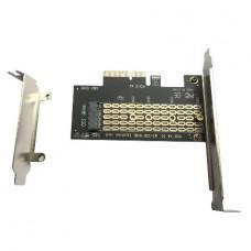 NVME Riser M.2 NGFF PCI-E 3.0X4 Expansion Card M2 ...