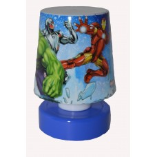 "Mini Bed/Desk Light Led ""Marvel"" Blue Ba..."