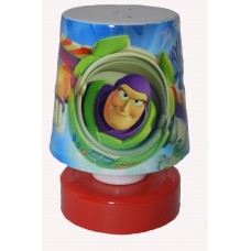 "Mini Bed/Desk Light Led ""Buzz Light Year"" Red ..."