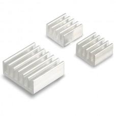 3 IN 1 Aluminum Heatsink Cooler Cooling Kit for Ra...