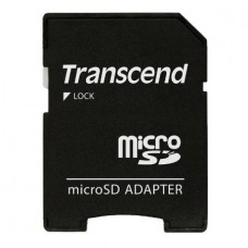TRANSCEND Memory Card Adapter Μicro SD to SD