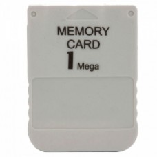 Memory Card for PlayStation 1 One PS1 PSX (1 MB) (...