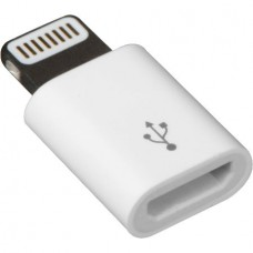 Lightning Adapter 8 Pin to Micro USB Female for iP...