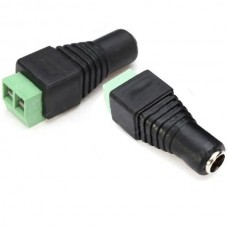 ZDM DC Power Male Female 5.5x2.1mm Connector Adapt...