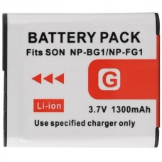 Compatible Battery NP-BG1 NP-FG1 1200mah for Sony ...