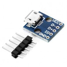 5V Micro USB Power Module Board