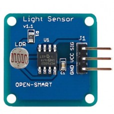 Light Intensity Sensor Module 5528 Photo Resistor ...