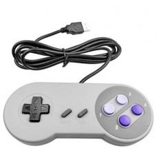 Retro Classic USB Controller for SNES, PC & Ma...