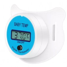 KFT-21 Baby Nipple Thermometer with LCD Digital Te...