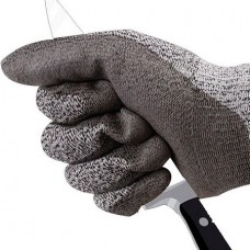 DEELY Cut Resistant Gloves Level 5 Protection Food...