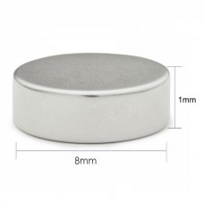 OLOEY Small Round Powerful Strong Magnetic Magnet ...