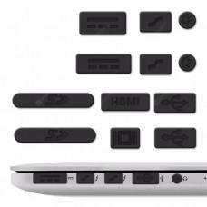 ENKAY Anti-Dust Silicone Plug for Apple MacBook Ai...