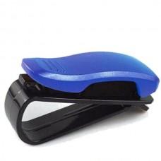 Car Sun Visor Glasses Storage Holder Mount (Sapphi...