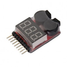 Battery Monitor Alarm Tester Checker Low Voltage B...