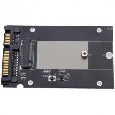 M2 SATA (NGFF) B Key SSD to 2.5 SATA Adapter Card ...