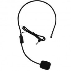 U6K4 Wired Flexible Headset Headphone Microphone f...
