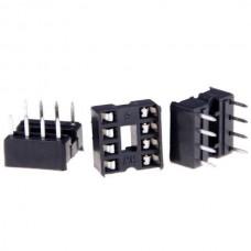 Dip IC Socket 8 Pin Adaptor Solder Type Pitch 2.54...
