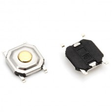 SMD Tact Push Button Switch 4 Pin DC 12V 0.5A (4x4...