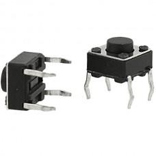 DIP Tact Push Button Switch 4 Pin DC 12V 0.5A (6x6...