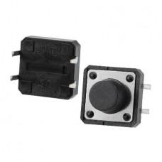 DIP Tact Push Button Switch 4 Pin DC 12V 0.5A (12x...