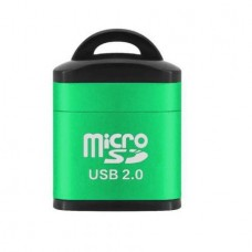 Aluminum Alloy Mini USB 2.0 Micro SD, SDXC, TF Car...