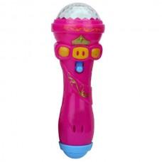 Wireless Microphone Model Music Karaoke (Pink) (OE...