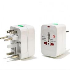 Universal US/UK/AU/EU Travel AC Power Adapter Plug...