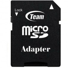 TEAM Memory Card Adapter Μicro SD to SD