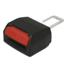 Car Seat Belt Alarm Extension Cancellers Plug Buck...
