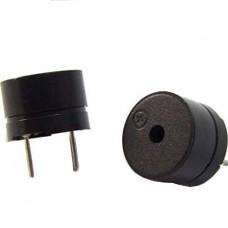 Passive Electronic Alarm Buzzer (Black) (OEM)