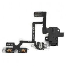 Headphone Audio Jack Volume Switch Button Flex Cab...