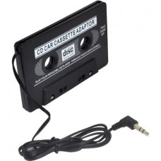 Audio Adapter Tape Cassette To 3.5mm AUX  For iPod...